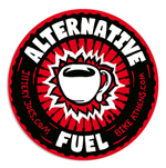 Jittery Joe's Alternative Fuel