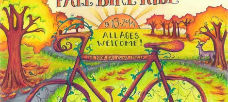 2014 Ride Poster