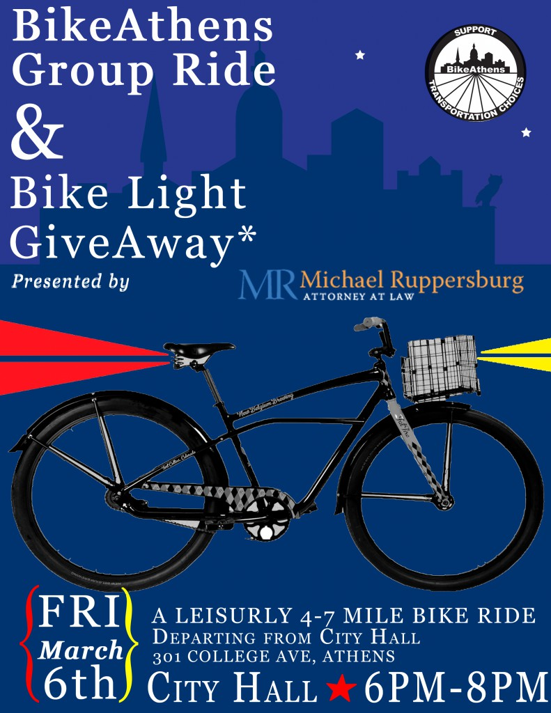 Group Ride Poster
