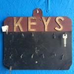 Keys--we got 'em
