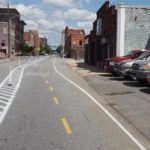 Looking back at the safety and comfort of a 2-way protected bike lane